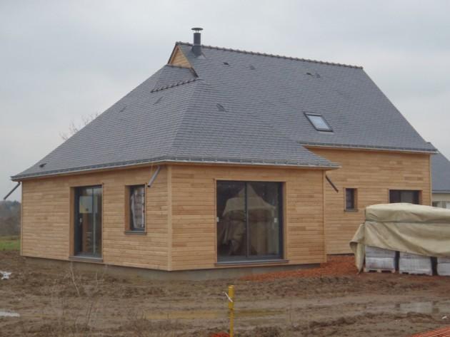 Maison en bois nantes perfect maison pices nantes with maison en bois nantes best maison bois - Garage charpentier nantes ...