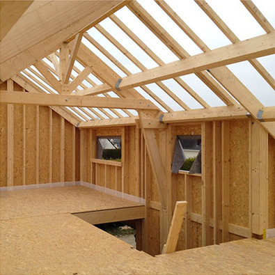 Breizh bois construction construction de maisons en bois for Bois de construction